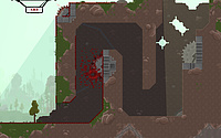Super Meat Boy PS4 Screenshot