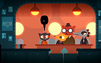 Night in the Woods PS4 Screenshot