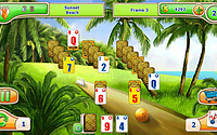 Strike Solitaire 2 PS Vita Screenshot
