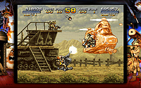 Metal Slug 3 PS3 Screenshot