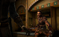 Game of Thrones - Episode 2: The Lost Lords PS3 Screenshot