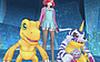 Digimon Story Cyber Sleuth Screenshot