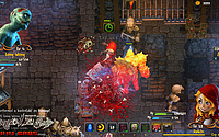 Dragon Fin Soup PS3 Screenshot