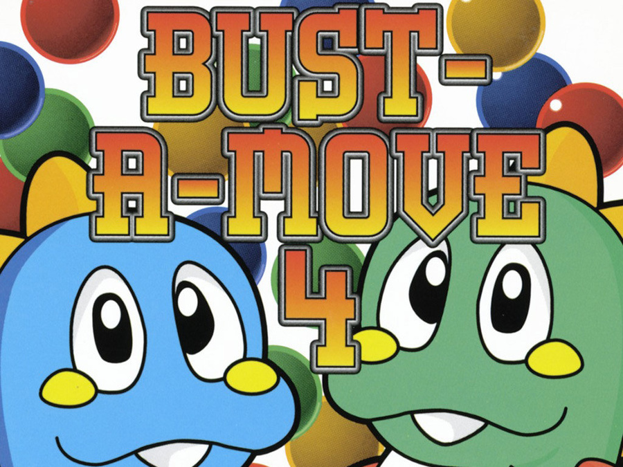 Bust-A-Move 4 Screenshot #1