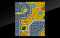 Arcade Archives TERRA CRESTA PS4 Screenshot