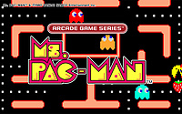 ARCADE GAME SERIES: Ms. PAC-MAN PS4 Screenshot