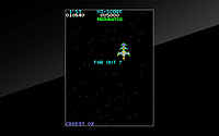 Arcade Archives MOON CRESTA PS4 Screenshot