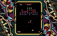 ARCADE GAME SERIES: GALAGA PS4 Screenshot