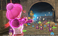 DRAGON QUEST HEROES: The World Tree's Woe and the Blight Below PS4 Screenshot