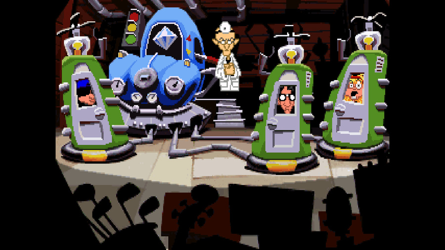 Day of the Tentacle Remastered Screenshot #2
