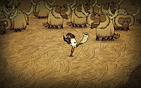 Don't Starve: Console Edition PS4 Screenshot