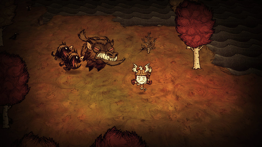 Don't Starve: Giant Edition Screenshot #8