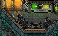 Cosmic Star Heroine PS Vita Screenshot