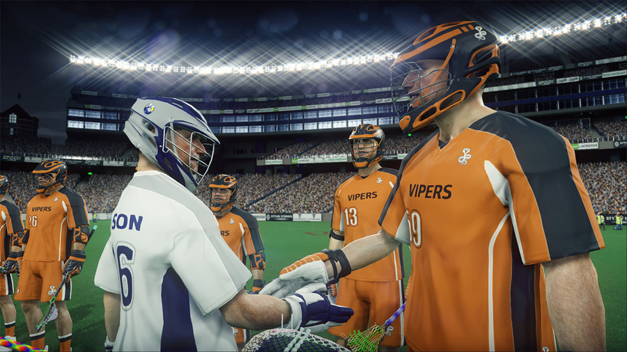 Casey Powell Lacrosse 16 Screenshot #10