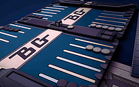 Backgammon Blitz PS4 Screenshot