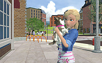 Barbie and Her Sisters Puppy Rescue PS3 Screenshot