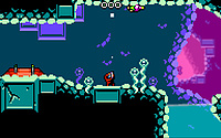 Xeodrifter PS4 Screenshot