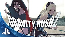 Gravity Rush 2 Official Announce Trailer | PS4