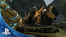 TRANSFORMERS: Rise of the Dark Spark Reveal Trailer