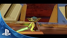 Disney Infinity 3.0 Edition - Welcomes STAR WARS Trailer | PS4, PS3