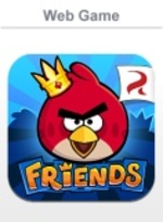 Angry Birds Friends Box Art