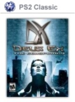 Deus Ex: The Conspiracy Box Art