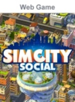 SimCity Social Box Art
