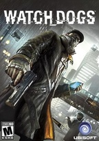 Watch Dogs Box Art