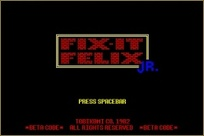 Fix-It Felix Jr. Box Art