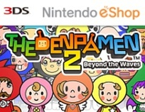 The Denpa Men 2: Beyond the Waves Box Art