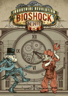 BioShock Infinite: Industrial Revolution Box Art