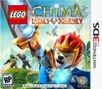 LEGO Legends of Chima: Laval's Journey Box Art