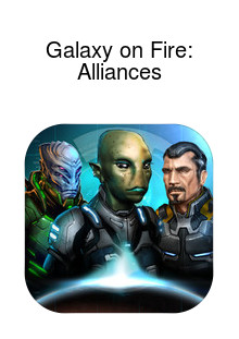 Galaxy on Fire: Alliances Box Art
