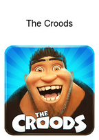 The Croods Box Art