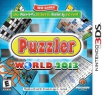 Puzzler World 2013 Box Art