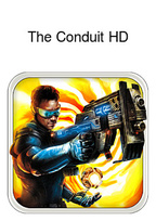 The Conduit HD Box Art