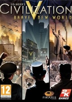 Sid Meier's Civilization V: Brave New World Box Art
