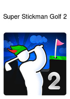 Super Stickman Golf 2 Box Art
