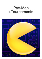 Pac-Man +Tournaments Box Art