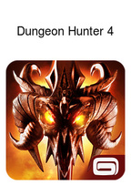 Dungeon Hunter 4 Box Art