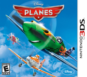 Disney's Planes Box Art