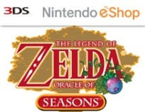 The Legend of Zelda: Oracle of Seasons Box Art