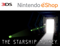 The Starship Damrey Box Art