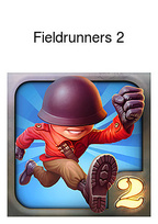 Fieldrunners 2 Box Art