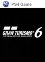 Gran Turismo for PlayStation 4 Box Art