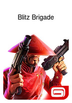 Blitz Brigade Box Art