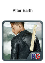 After Earth Box Art