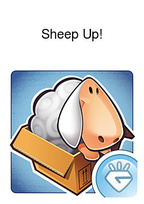 Sheep Up! Box Art