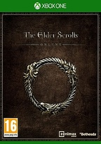 The Elder Scrolls Online Box Art