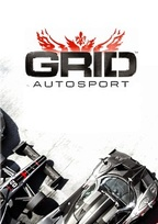 Grid Autosport Box Art